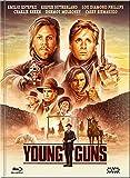 Young Guns [Blu-Ray+DVD] - uncut -  Mediabook Cover F