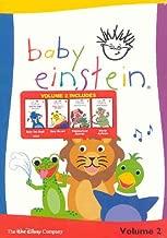 Baby Einstein Gift Pack - Volume 2: (Baby Mozart / Baby Van Gogh / World Animals / Neighborhood Animals)