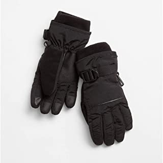 ZLSANVD Winter Children's Casual Thickened Touch Screen Gloves (Size : L)