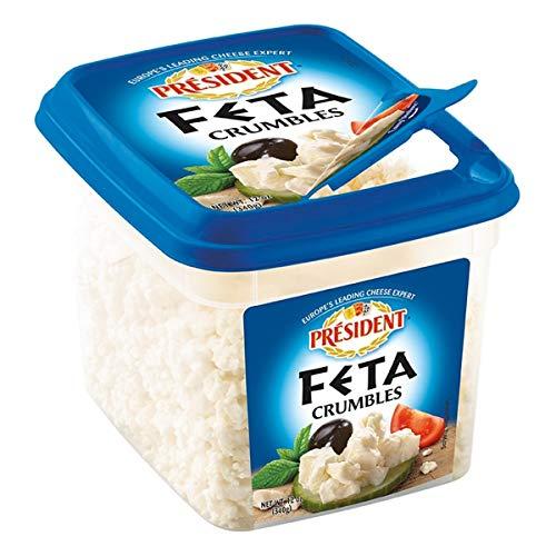 President (NOT A CASE) Feta Crumbles Cheese Reg