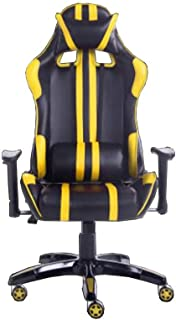 Chair 椅子 chairs E-sports Game Chair Racing Seat Back Lounge Ergonomic Chair Reclining Seat Lifting Swivel Chair Line Claus...