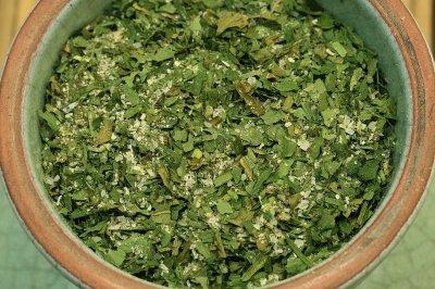 Bärlauch Pesto Gewürzmischung Größe 500g im Beutel