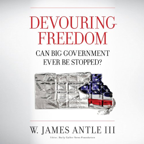 Devouring Freedom audiobook cover art