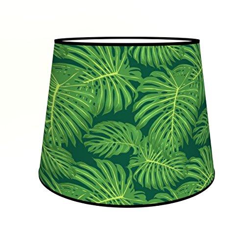 Abat-jours 7111305016764 Conique Palmio Lampadaire, Tissus/PVC, Multicolore