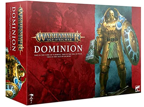 Games Workshop Age of Sigmar - Dominion (ENG)