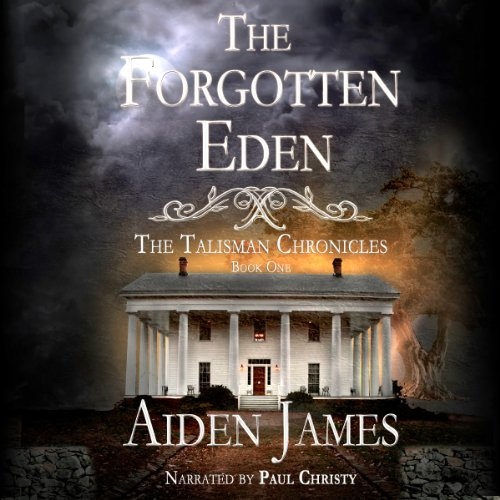 The Forgotten Eden audiobook cover art