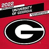 Georgia Bulldogs 2022 12x12 Team Wall Calendar