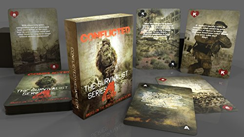 Conflicted: The Survivalist Series Deck 4