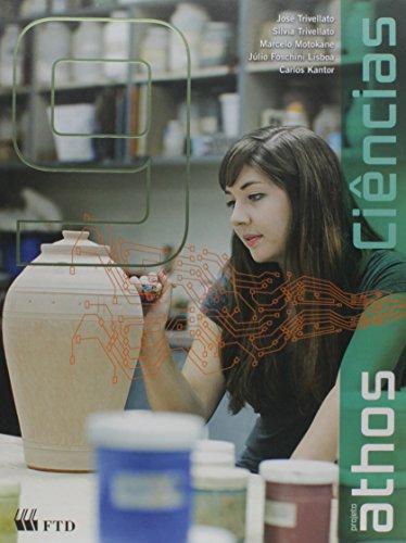 Kit - Projeto Athos - Ciências - 9 Ano - Ef II