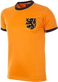 copa Holland World Cup 1978 Retro Football Shirt heren Retro Voetbal Ronde hals T-shirt