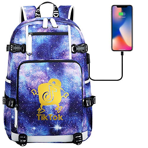 Travel Backpack Boy Casual Backpack Laptop Tablet Computer USB Charging Port Camping Backpack 45 cm x 30 cm x 15 cm. Type I.