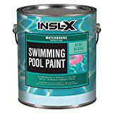 9. INSL-X PRODUCTS WR1010092-01 Gallon White Water Pool Paint