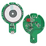 Módulo transmisor de cargador inalámbrico, múltiples protecciones de seguridad Módulo transmisor de cargador inalámbrico estándar para todos los teléfonos inteligentes estándar inalámbricos