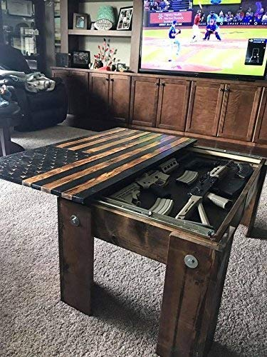 Concealment Coffee Table