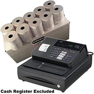 EPOSBITS® - Caja de 20 rollos para caja registradora Casio 140CR 140 CR