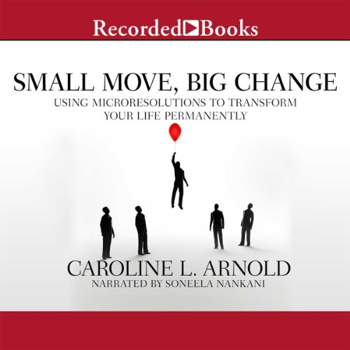 Small Move, Big Change audiobook cover art