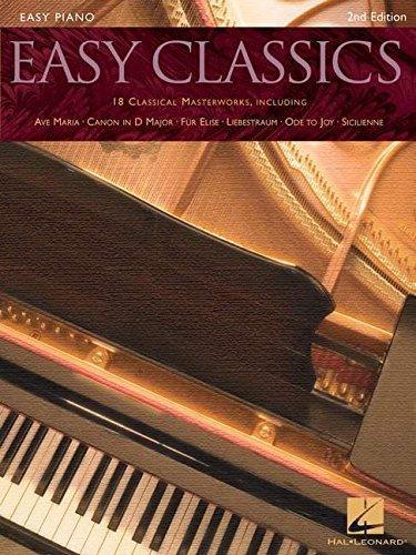 Easy Classics (PIANO)