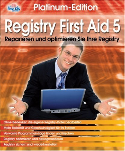 Registry First Aid 5 Platinum