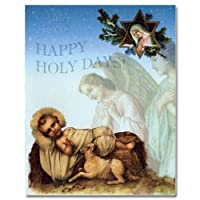 Holy Note card with Bookmark - Happy Holy Days