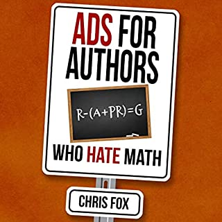 Ads for Authors Who Hate Math audiobook cover art