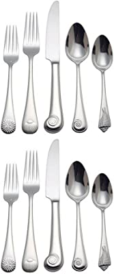 Reed & Barton Sea Shells 5-piece Place Setting (pack of ...