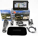 Magellan RoadMate RV9490T-LMB 7' High-Clarity RV GPS Navigator with US/CAN/PR Maps and Carrying Case