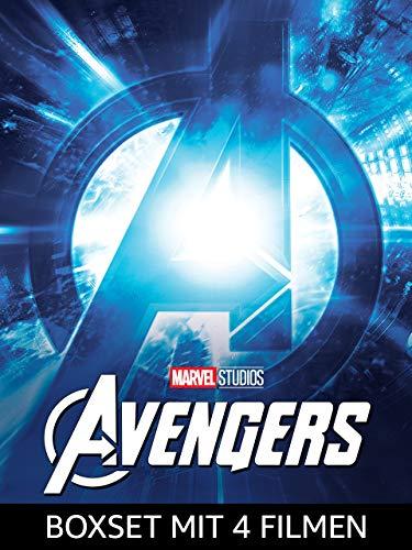 Avengers - Die 4er Film-Kollektion