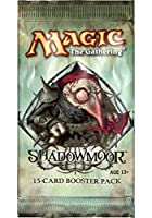 Magic the Gathering: 10th Edition MTG - Shadowmoor Booster Pack (15 cards/pack)