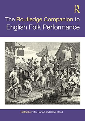 The Routledge Companion to English Folk Performance (Routledge Companions) (English Edition)
