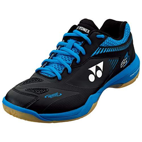 YONEX Power Cushion 65 Z2 Men's Indoor Court Shoe (Black/Blue) (Numeric_10)