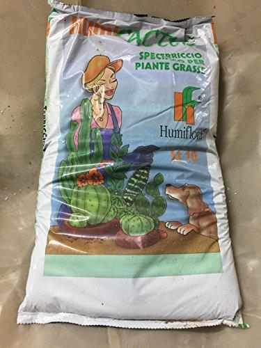 Sustrato específico para plantas grasas LT20
