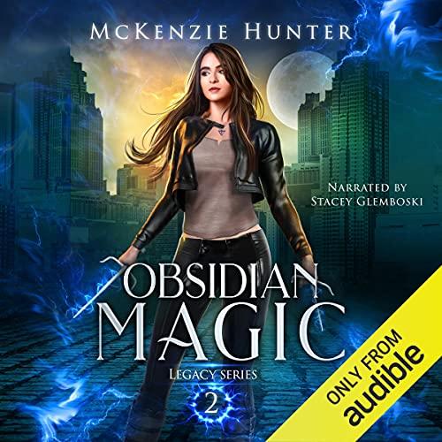 Obsidian Magic cover art