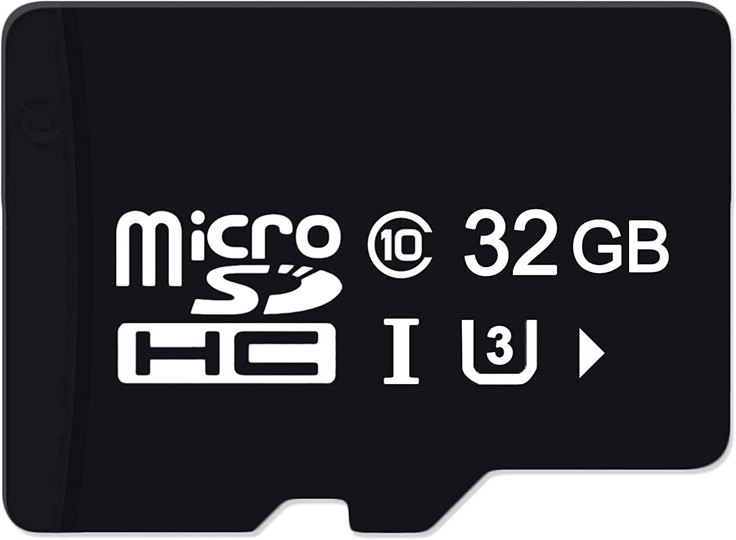 32GB High Speed Micro SD Card, UHS-I U3 C10 Micro SDHC Memory Card for Action Cameras, Dash Cam, Surveillance Cameras, Hidden Cameras and Spy Cameras