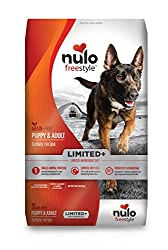 Nulo Puppy & Adult Small Breed Freestyle Limited Plus Grain-Free Dry Dog Food