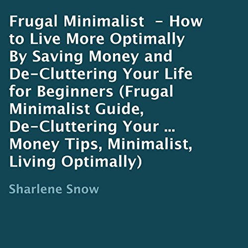 Frugal Minimalist cover art
