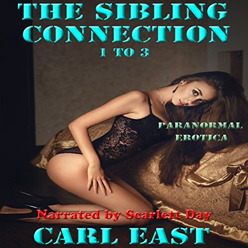 The Sibling Connection 1 to 3 audiobook cover art