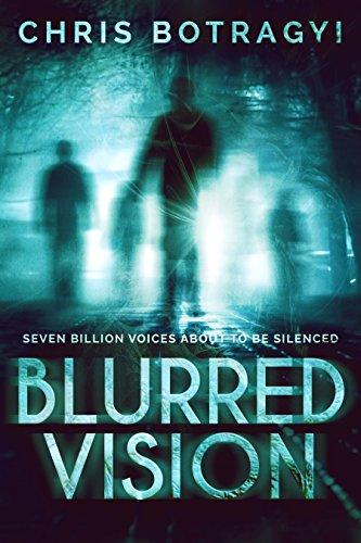 Blurred Vision: An Alien Horror Novel (English Edition)