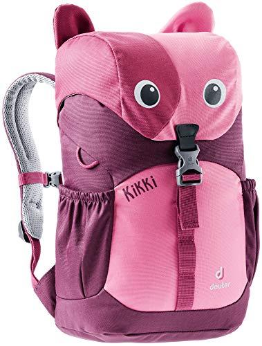 Deuter Kikki Children's Backpack, Hot Pink / Maron