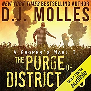 The Purge of District 89 cover art