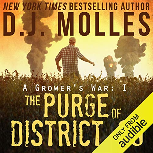 Page de couverture de The Purge of District 89