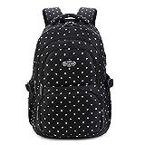 YYAC Rucksack weibliche Mittelschüler süße Tasche lässig Rucksack im Freien