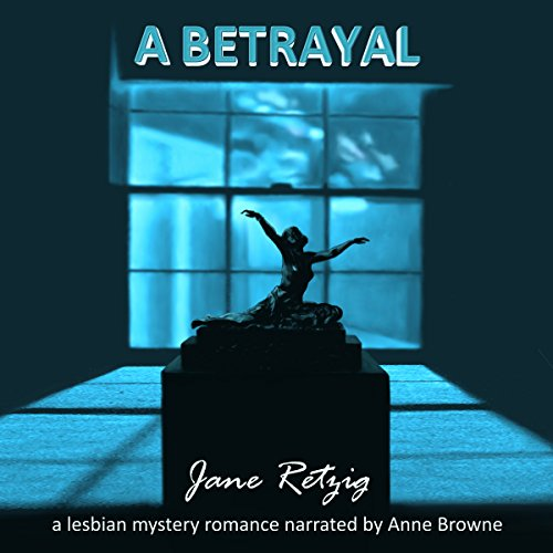 A Betrayal audiobook cover art