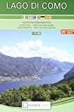 Lago di Como 1:35000: Wanderkarte