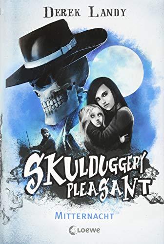 Skulduggery Pleasant - Mitternacht: Spannender und humorvoller Fantasyroman