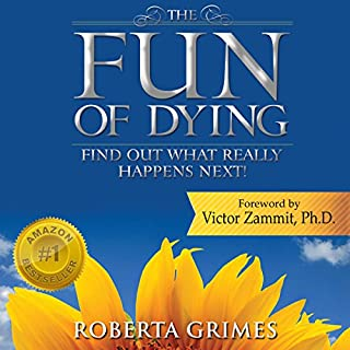 The Fun of Dying audiobook cover art