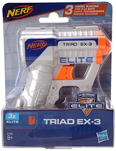 Hasbro A1690EUA N-Strike Elite Triad,...