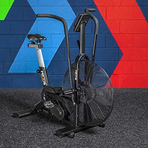 METIS FURY Home Air Workout Bike