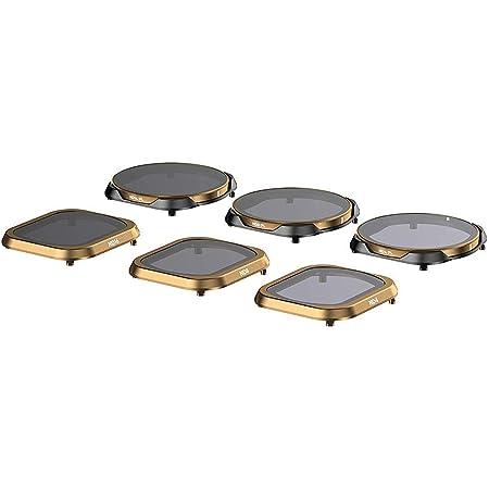 PolarPro Filter 6PK (ND4, ND8, ND16, ND4/PL, ND8/PL, ND16/PL DJI Mavic 2 Filters) for DJI Mavic 2 Pro