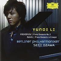 Prokofiev: Piano Concerto No 2; Ravel: Piano Concerto in G Major (2007-11-13)