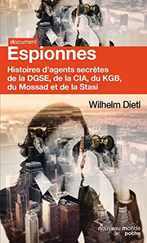 Espionnes: Histoires d